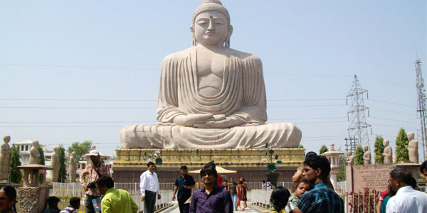 Availing Buddhist tour package