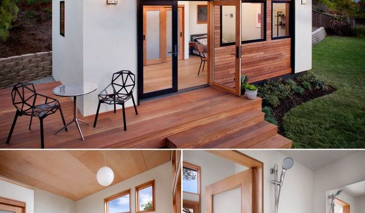 FITTING TO THE TINY HOUSES IN THE NEW LIFESTYLE