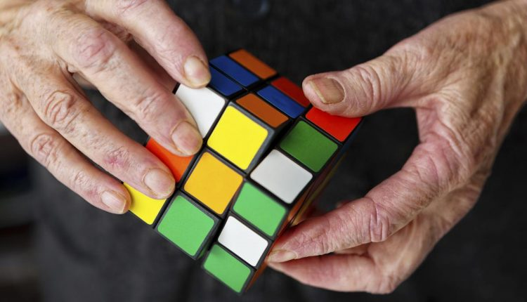 Everything that you know about the Rubik cube
