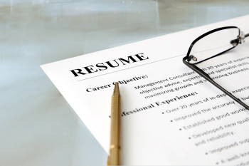 specialist resume writer