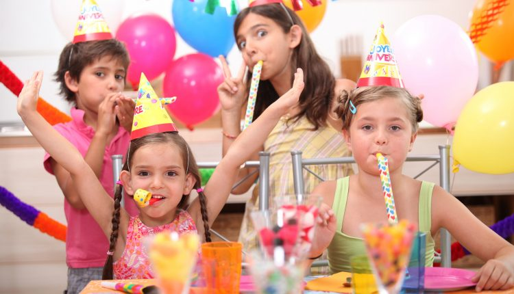 Children science party is the best way to party for every kid