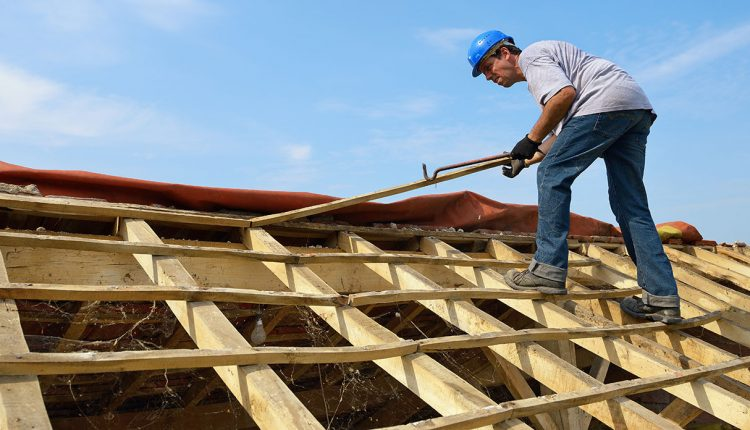 An excellent service to replace the damaged roofs with a professional team