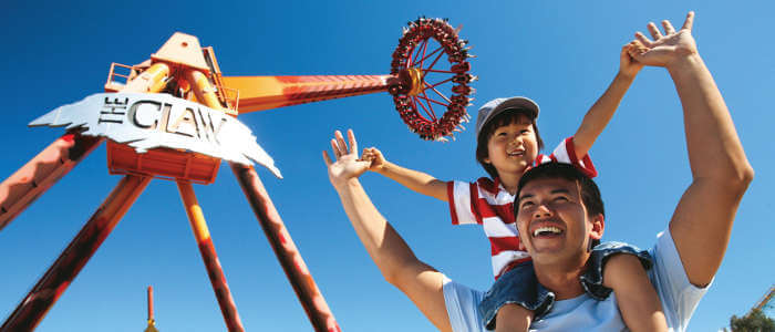 Learning Activities for Kids in Theme Parks in a Cool Way
