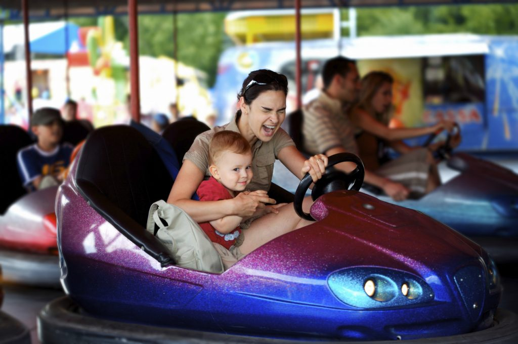 fun learning activities for kids in theme parks