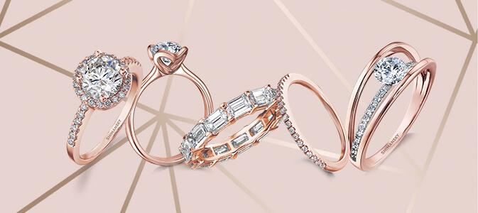 Diamond Engagement Rings For Your Love