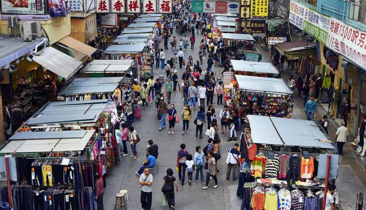 The Best Places to Go Shopping in Hong Kong