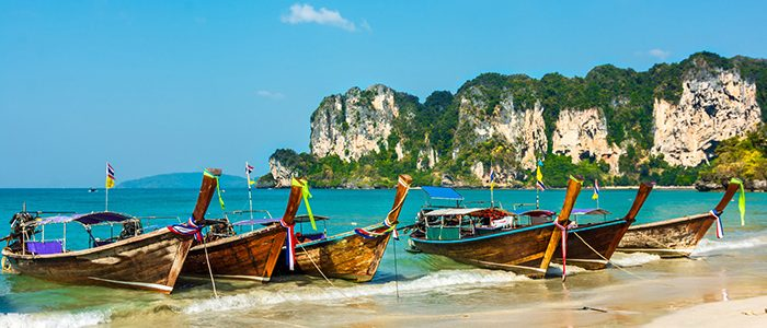 6 Things You Must Do When Visiting Thailand
