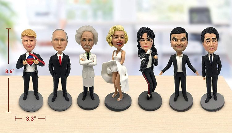 Ways To Use Custom Bobbleheads For Business Promotions