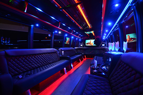 A Healthy Dip For Party Buses